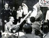 هیتلر و بابا نوئل /عکس