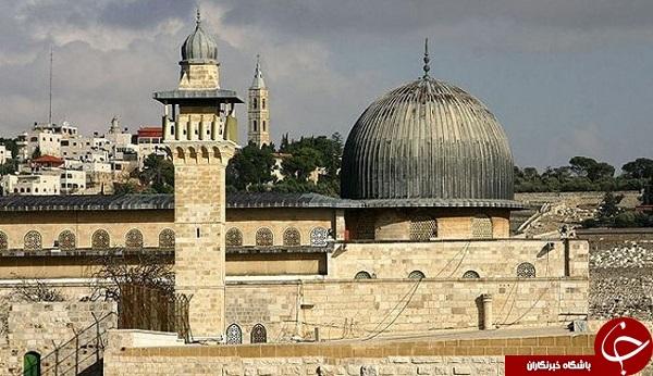 مسجد محل معراج پیامبر(ص)/عکس