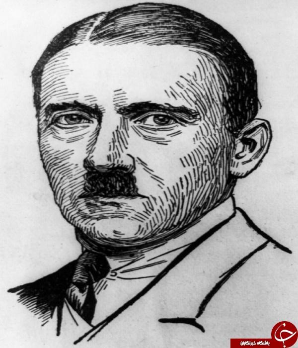 هیتلر انتشار این عکس را ممنوع کرده بود (عکس)