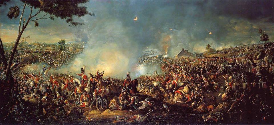 عکس / آخرین نبرد ناپلئون
