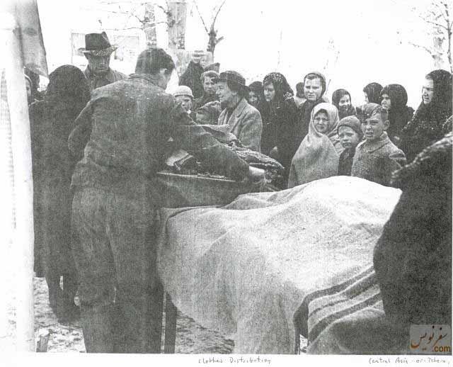 کشتار تیفوسی در تهران