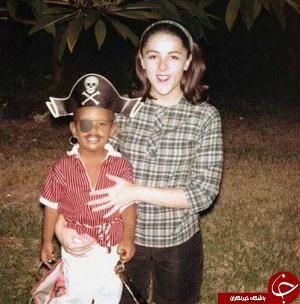 اوباما در لباس دزدان دریایی/عکس