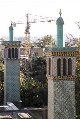 كاخ سلطنت قاجارها به روايت تصوير