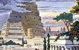 چرا باغهای معلق بابل ساخته می شود؟+تصاویر بازسازی شده