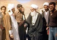 """مبارزات انقلابی و جهادی علمی""""آیتالله اشرفی اصفهانی"""""""