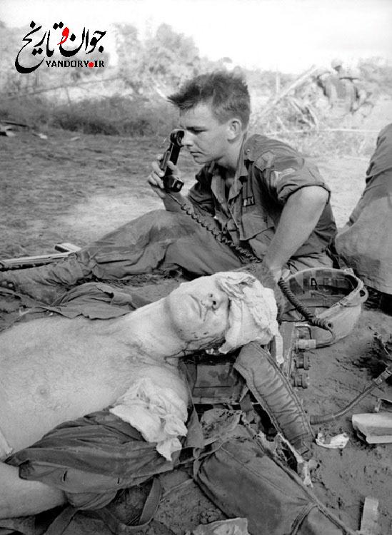 پسر من در ویتنام کشته شد، برای کی، برای امریکا؟