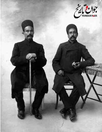احوالات کشور در تلگرافی از تبریز به تهران