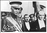 وقتی رضا خان با شلاق اسب به جان وزیر محبوبش می افتد!