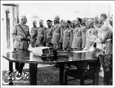 شرح اولین ملاقات رضا شاه با سفیر آمریکا