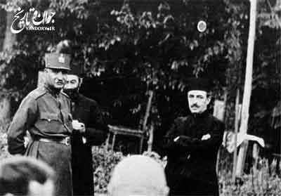 ظهور و سقوط یک دیکتاتور+ عکس