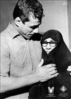 آخرین زیارت تختی در حرم امام هشتم