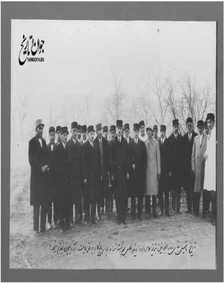 افتتاح دارالمجانین تبریز/عکس