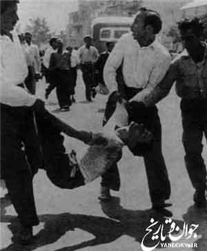 قیام سی تیر و 300 کفن پوش کرمانشاهی