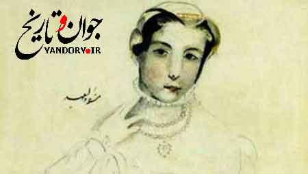 وقتی که ناصرالدین شاه تصویر زنان فرنگی را نقاشی می کند!