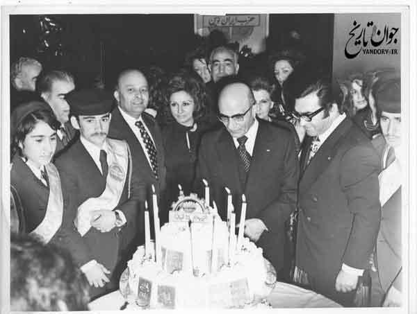 ضیافتهای مجلل حزب ایران نوین در شهرهای مختلف کشور /عکس