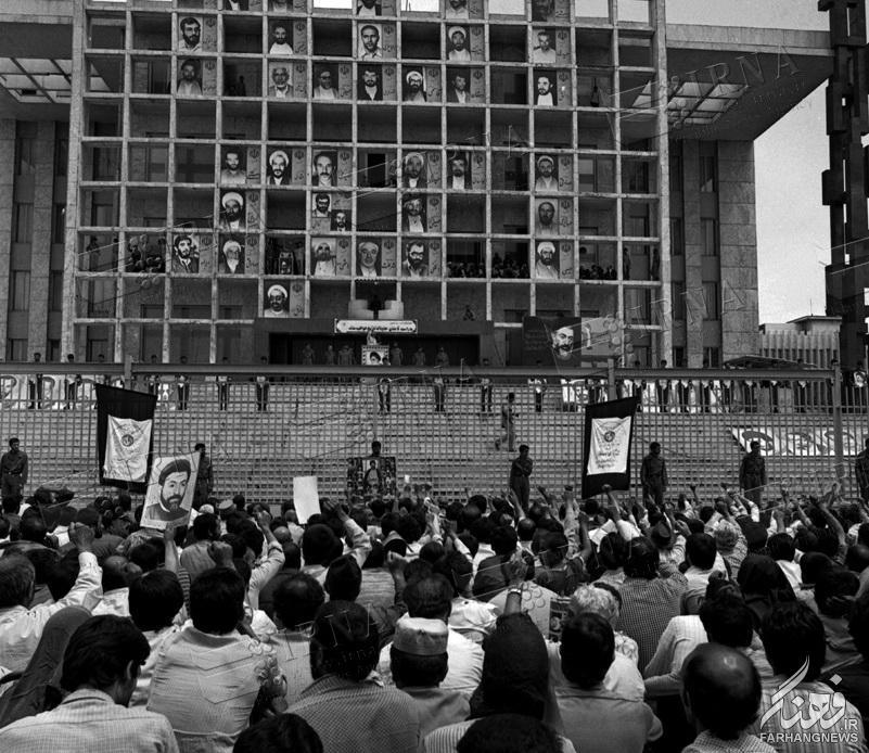 فاجعه هفتم تیر به روایت تصاویر