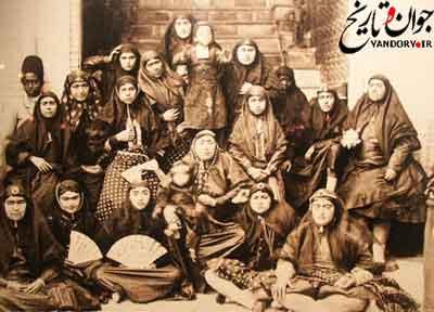 وقتی ناصرالدین شاه با بازی «چراغ خاموش» زنان حرمسرا را به جان هم می انداخت