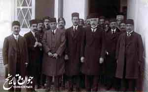 بررسی ابعاد ژئوپلتیکی انعقاد قرارداد استعماری 1919