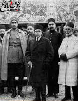 نخستین زمزمههاى مخالفت با قرارداد 1919 از کجا شروع شد؟