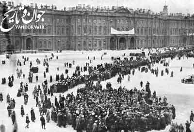 از انقلاب روسیه تا انقلاب مشروطه