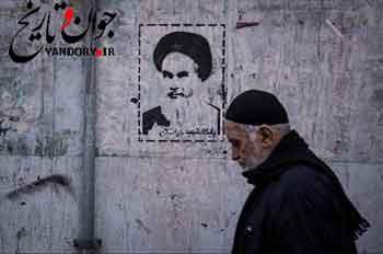 تصویر امام بر روی مهر های لاستیکی