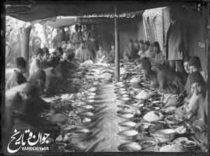 بهداشت صرف غذا در ایران عصر قاجار از نگاه یک سیاح خارجی