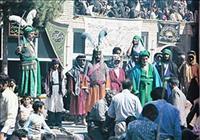 حال و هوای محرم در تهران قدیم