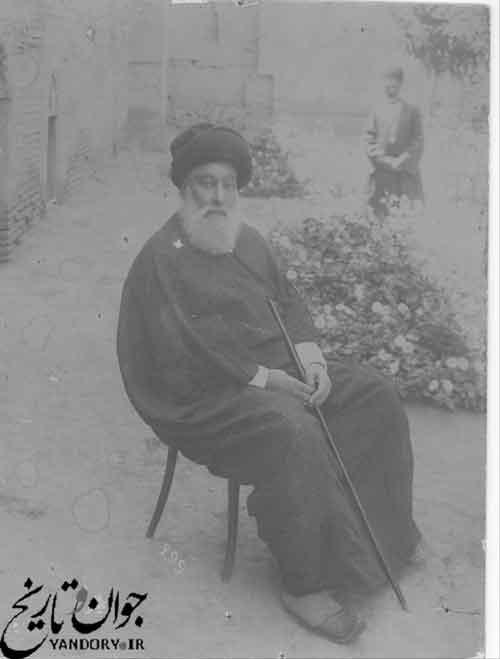 سید محمد طباطبائی از زعمای دوره مشروطیت