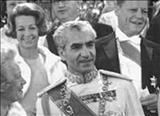 ادای احترام شاه ایران به اشغالگران /تصویر