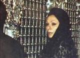 حواشی چادر توری ملکه در بارگاه امام رضا (ع)