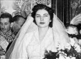 گزارش مربوط به مراسم ازدواج محمد رضا پهلوی و ثریا اسفندیاری