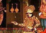 تخم مرغ بازی شاه عباس در نوروز