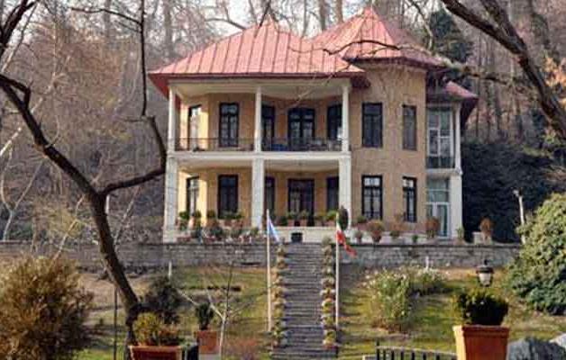 باغبانهای بازنشسته کاخ پهلوی