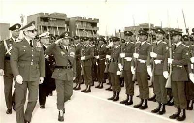 روابط نظامی ایران و انگلیس پس از کودتا 28 مرداد