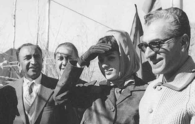 یار غار محمدرضا پهلوی در سالهای آخر عمر+ عکس
