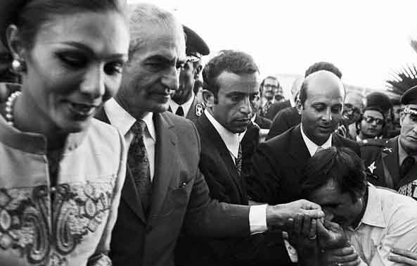 شاه ایران در رویای اتحاد یک امپراطوری