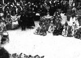 اولین مراسم عزاداری امام حسین را چه کسانی برگزار کردند؟