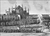 عقب نشینی مرزهای تهران