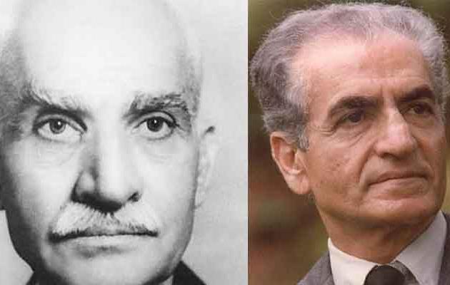 سند/ از جشن تولد دیکتاتور بزرگ تا سوگندنامه دیکتاتور کوچک
