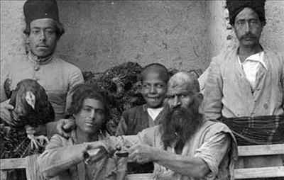 قمه کشی در تهران قدیم
