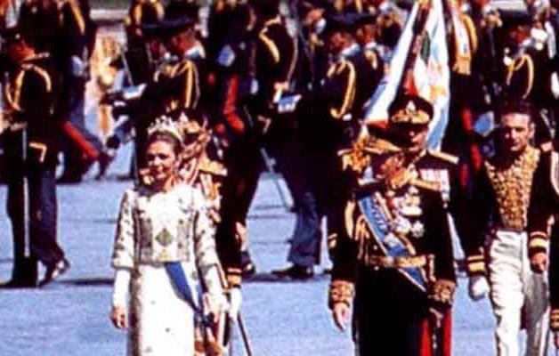 سند تاریخی/ برنامه پذیرایی از مهمانان محمدرضا شاه و شورای مرکزی جشن 2500 ساله