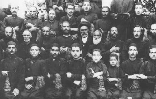 هیات زنجیرزنان در دوره قاجار