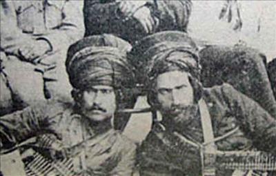 پاداش رضا خان به خالو قربان برای خیانت به میرزا