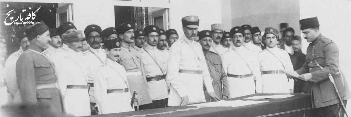 ارتش؛ میراث باستانی ایران؟!