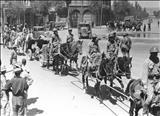 اغتشاش در تهران در جریان جنگ جهانی اول