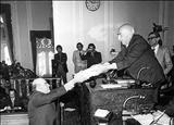 دادگاه های نمایشی رژیم پهلوی