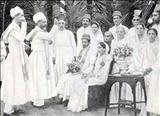 مراسم عروسی در ایران از نگاه جهانگرد ایتالیایی