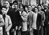اعتراض مردم کردستان به مهندسی انتخابات در ایام پهلوی