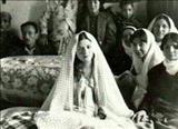 مراسمی جالب پس از عروسی در قشم