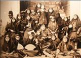 قدرت حرمسرای شاهان قاجار